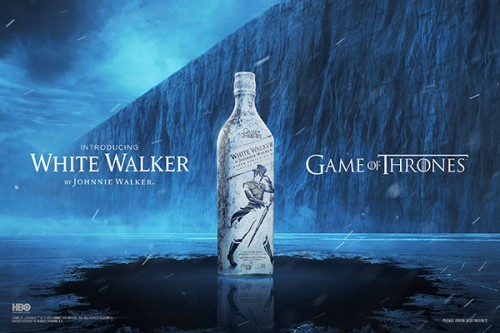 Game of Thrones Single Malt Scotch Whisky Collection Ltd. Edition